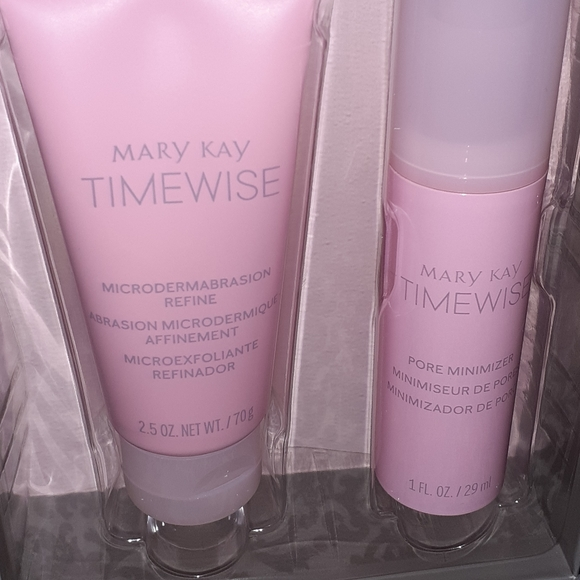 time wise microdermabrasion refines